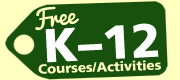 Free K-12 Courses/Activities Logo